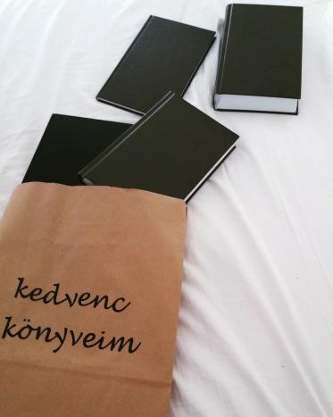 kedvenc könyveim